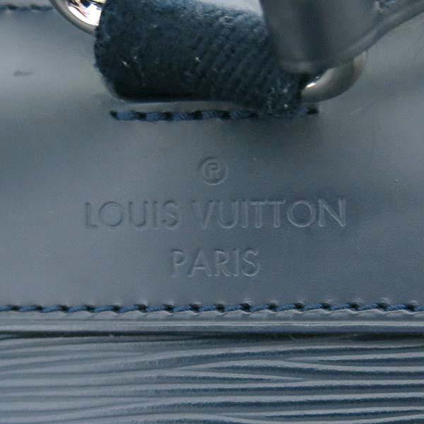 Louis Vuitton(루이비통) M58868 에삐 레더 블루 마린 컬러 크리스토퍼 PM 백팩 [부산센텀본점] 이미지4 - 고이비토 중고명품