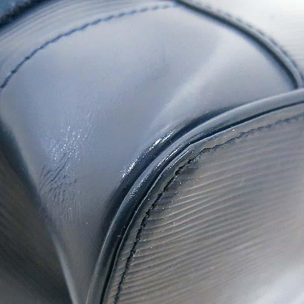 Louis Vuitton(루이비통) M58868 에삐 레더 블루 마린 컬러 크리스토퍼 PM 백팩 [부산센텀본점] 이미지5 - 고이비토 중고명품