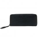 Louis Vuitton(루이비통) M60915 블랙 컬러 에삐 레더 클레망스 장지갑 [인천점]