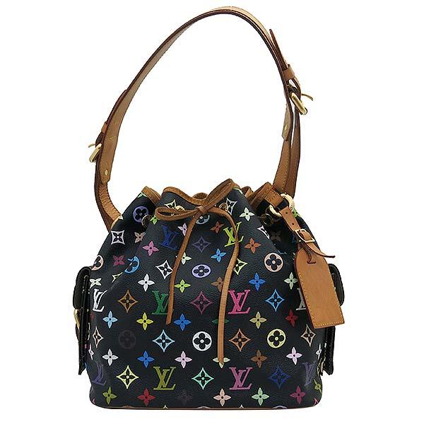 Louis Vuitton(루이비통) M42230 모노그램 멀티컬러 쁘띠노에 숄더백 [부산센텀본점]