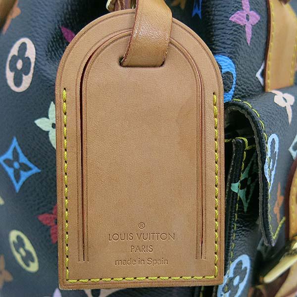 Louis Vuitton(루이비통) M42230 모노그램 멀티컬러 쁘띠노에 숄더백 [부산센텀본점] 이미지3 - 고이비토 중고명품