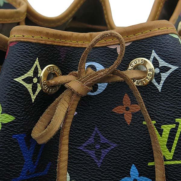 Louis Vuitton(루이비통) M42230 모노그램 멀티컬러 쁘띠노에 숄더백 [부산센텀본점] 이미지4 - 고이비토 중고명품