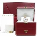 Cartier(까르띠에) WJBB0025 핑크골드 금통 베젤 다이아 37MM 발롱블루 문페이즈 오토매틱 시계 [강남본점]