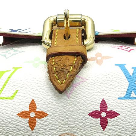 Louis Vuitton(루이비통) M40096 모노그램 멀티 화이트 프리실라 토트백 [대구반월당본점] 이미지5 - 고이비토 중고명품