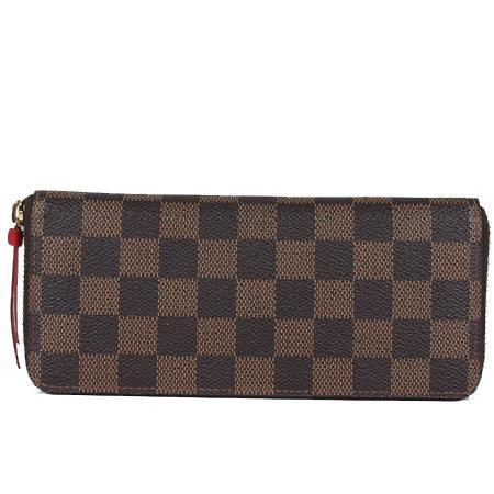 Louis Vuitton(루이비통) N60534 다미에 에벤 클레망스 짚업 장지갑 [광주] 이미지2 - 고이비토 중고명품