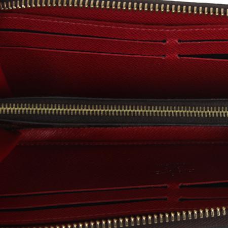 Louis Vuitton(루이비통) N60534 다미에 에벤 클레망스 짚업 장지갑 [광주] 이미지4 - 고이비토 중고명품