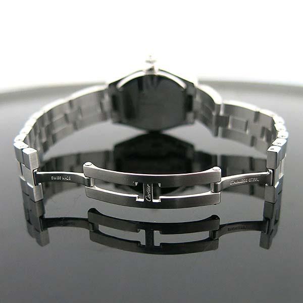 Cartier(까르띠에) W62016V3 ROADSTER(로드스터) 로마 인덱스 S 사이즈 쿼츠 여성용시계 [부산센텀본점] 이미지5 - 고이비토 중고명품