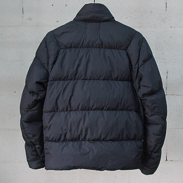 Stone Island (스톤 아일랜드) GRAMENT DYED 블랙 컬러 남성용 패딩 자켓 [동대문점] 이미지3 - 고이비토 중고명품