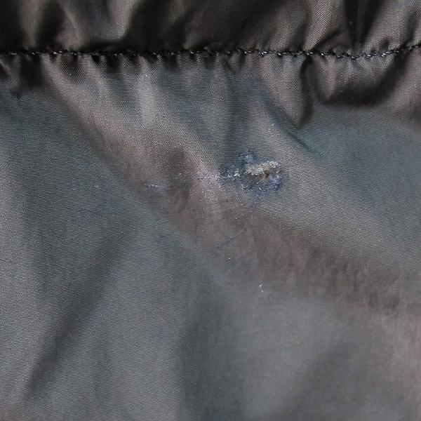 Stone Island (스톤 아일랜드) GRAMENT DYED 블랙 컬러 남성용 패딩 자켓 [동대문점] 이미지4 - 고이비토 중고명품
