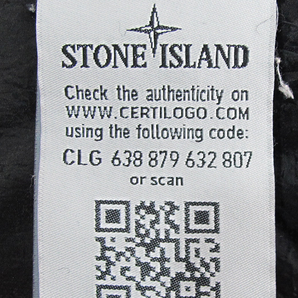 Stone Island (스톤 아일랜드) GRAMENT DYED 블랙 컬러 남성용 패딩 자켓 [동대문점] 이미지5 - 고이비토 중고명품