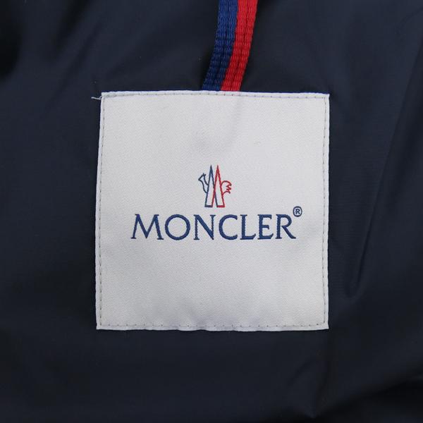 MONCLER(몽클레어) 17FW 메인 컬렉션 캐시미어 혼방 거위털 후드 패딩 점퍼