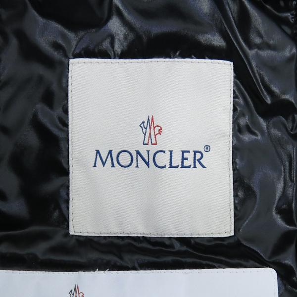 MONCLER(몽클레어) 100% 여우털 거위털 여성용 롱 패딩 이미지7 - 고이비토 중고명품