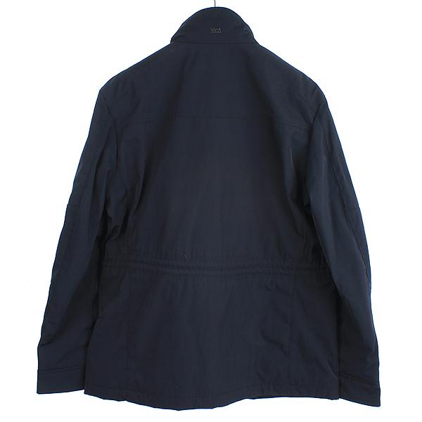 Hugo Boss(휴고보스) 다크 네이비 컬러 패딩 레이어드 야상 자켓 [강남본점] 이미지3 - 고이비토 중고명품