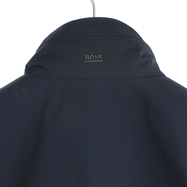 Hugo Boss(휴고보스) 다크 네이비 컬러 패딩 레이어드 야상 자켓 [강남본점] 이미지4 - 고이비토 중고명품