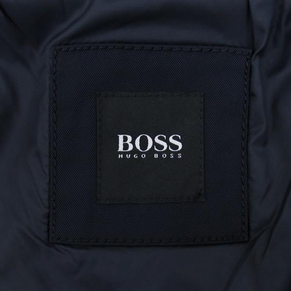 Hugo Boss(휴고보스) 다크 네이비 컬러 패딩 레이어드 야상 자켓 [강남본점] 이미지6 - 고이비토 중고명품