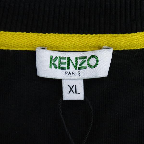 Kenzo(겐죠) 17FW 1KHGG6TP506  타이거 자수 블랙 컬러 남성용 맨투맨 [강남본점] 이미지6 - 고이비토 중고명품