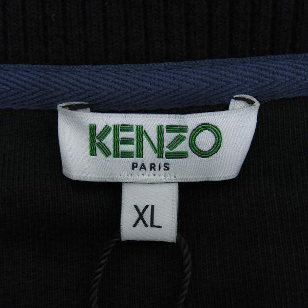 Kenzo(겐죠) 17FW 1KHGG6TP510 타이거 자수 블랙 컬러 남성용 맨투맨 [강남본점] 이미지6 - 고이비토 중고명품