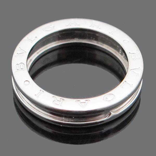 Bvlgari(불가리) AN852423 18K 화이트골드 B-ZERO1 비제로 원 1링 반지 [인천점] 이미지2 - 고이비토 중고명품
