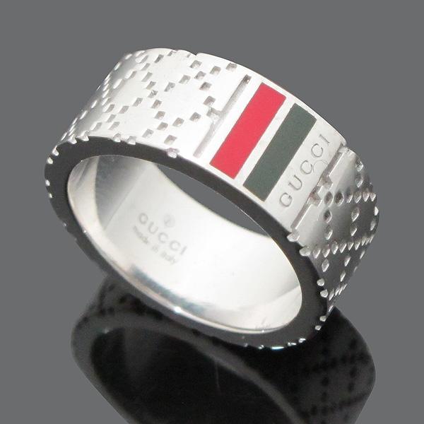 Gucci(구찌) 925(실버) 295675 Diamantissima 반지 [인천점]