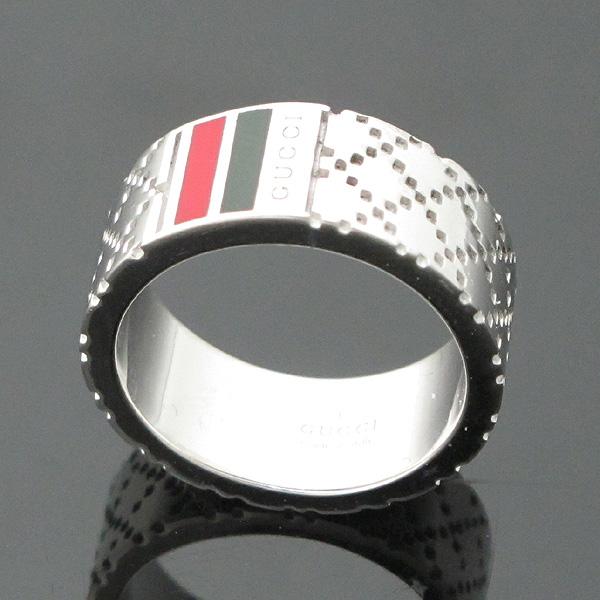 Gucci(구찌) 925(실버) 295675 Diamantissima 반지 [인천점] 이미지3 - 고이비토 중고명품