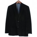 Hugo Boss(휴고보스) 블랙 컬러 벨벳 남성용 자켓 [강남본점]