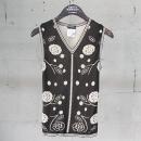 Chanel(샤넬) P19258V01078 로즈 도트 여성용 브이넥 니트 조끼 [동대문점]
