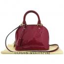 Louis Vuitton(루이비통) M91771 모노그램 베르니 알마 BB 토트백 + 숄더 스트랩 [강남본점]