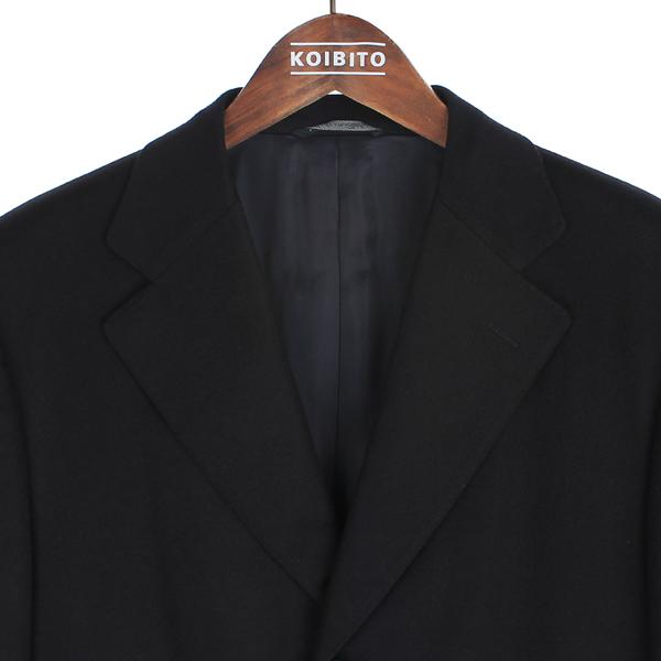 CANALI(카날리) 100% 캐시미어 네이비 컬러 남성용 싱글 코트 [강남본점] 이미지2 - 고이비토 중고명품
