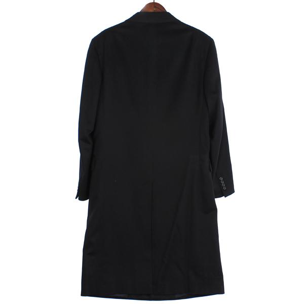 CANALI(카날리) 100% 캐시미어 네이비 컬러 남성용 싱글 코트 [강남본점] 이미지4 - 고이비토 중고명품