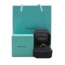 Tiffany(티파니) PT950(플레티늄) 하모니 1 포인트 0.18CT 다이아 여성용 웨딩반지 - 12호 [인천점]