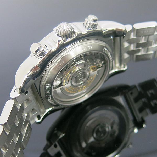 BREITLING(브라이틀링) AB011110/BA50 CHRONOMAT(크로노맷) 한정판 크로노그래프 오토매틱 스틸 남성용 시계 [동대문점] 이미지5 - 고이비토 중고명품