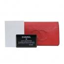 Chanel(샤넬) A48651 캐비어스킨 COCO로고 장지갑 [부산센텀본점]