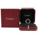 Cartier(까르띠에) B4088947 18K골드 750 XS사이즈 트리니티 삼색링 반지 - 13호