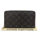Louis Vuitton(루이비통) M60002 모노그램 캔버스 지피 오거나이저 장지갑 [부산센텀본점]
