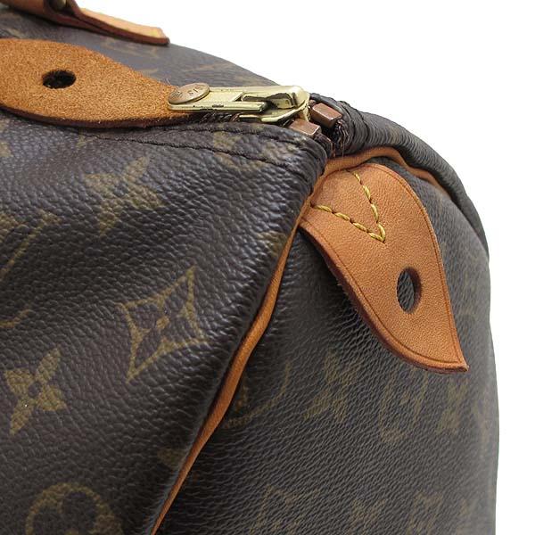 Louis Vuitton(루이비통) M41524 모노그램 캔버스 스피디 35 토트백 [인천점]