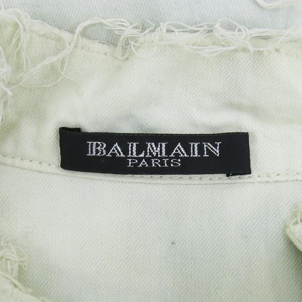Balmain(발망) 빈티지 컬러 커튼 골드메탈 버튼 원피스 [강남본점] 이미지5 - 고이비토 중고명품