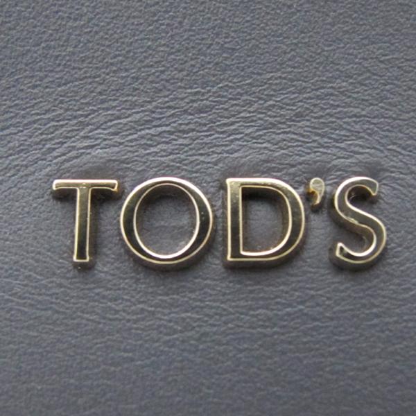 Tod's(토즈) 금장 로고 장식 그레이 컬러 고미노 여성용 클러치백 [대구반월당본점] 이미지4 - 고이비토 중고명품