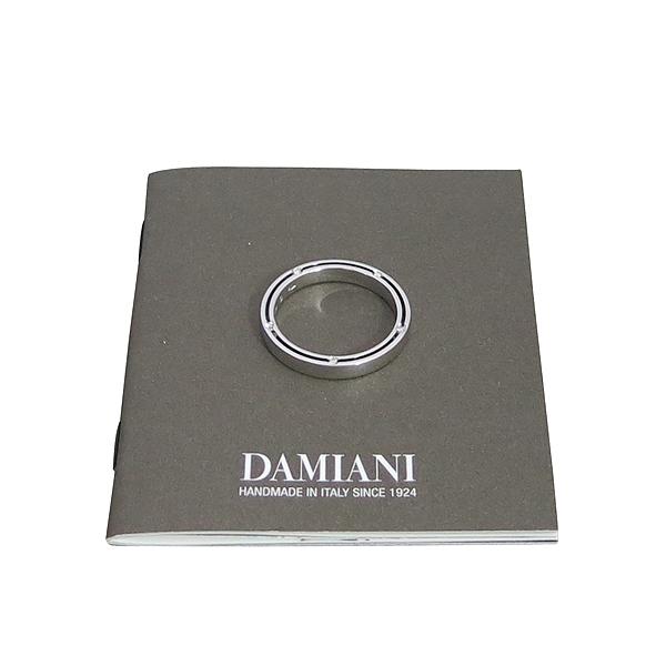 DAMIANI(다미아니) 20038265 18K 화이트골드 D-SIDE (디사이드) 10포인트 다이아 반지-22호  [대구동성로점]