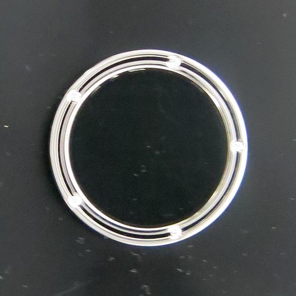 DAMIANI(다미아니) 20038265 18K 화이트골드 D-SIDE (디사이드) 10포인트 다이아 반지-22호  [대구동성로점] 이미지3 - 고이비토 중고명품