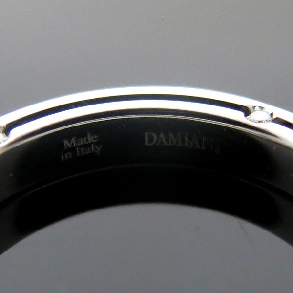 DAMIANI(다미아니) 20038265 18K 화이트골드 D-SIDE (디사이드) 10포인트 다이아 반지-22호  [대구동성로점] 이미지4 - 고이비토 중고명품