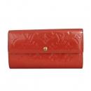 Louis Vuitton(루이비통) M93634 모노그램 베르니 사라 월릿 장지갑 [동대문점]