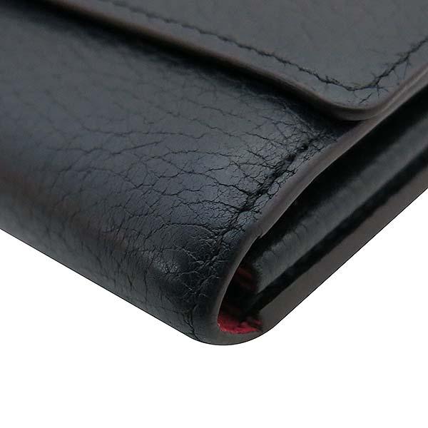 Louis Vuitton(루이비통) M61248 토뤼옹 블랙 Noir LV 시그니처  카푸신(카퓌신) 월릿 장지갑 [부산센텀본점] 이미지5 - 고이비토 중고명품