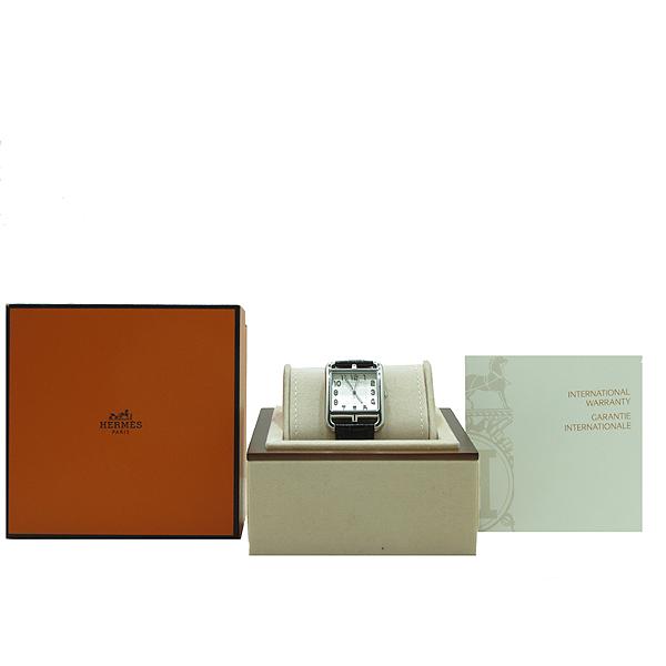 Hermes(에르메스) 신형 CD7.810 CAPE COD(케이프코드) 데이트 엘리게이터 밴드 스켈레톤 남성용 오토매틱 시계 [인천점]
