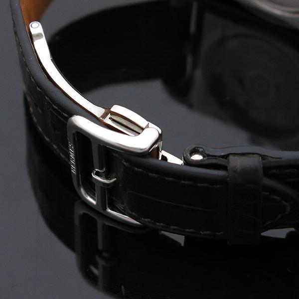 Hermes(에르메스) 신형 CD7.810 CAPE COD(케이프코드) 데이트 엘리게이터 밴드 스켈레톤 남성용 오토매틱 시계 [인천점] 이미지5 - 고이비토 중고명품