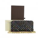 Louis Vuitton(루이비통) M93755 멀티 컬러 블랙 인솔라이트 월릿 장지갑 [대구반월당본점]