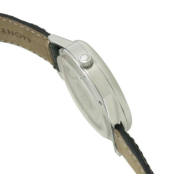 Montblanc(몽블랑) 114730 BOHEME DAY&NIGHT 문페이즈 10포인트 다이아 오토매틱 가죽밴드 여성용 시계 [강남본점] 이미지5 - 고이비토 중고명품