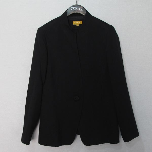 LANCEL(란셀) 블랙 컬러 여성용 자켓 + 베스트 SET [대구동성로점]