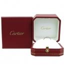 Cartier(까르띠에) B4085147 18K 화이트골드 미니 러브링 웨딩밴드 반지 - 7호 [강남본점]