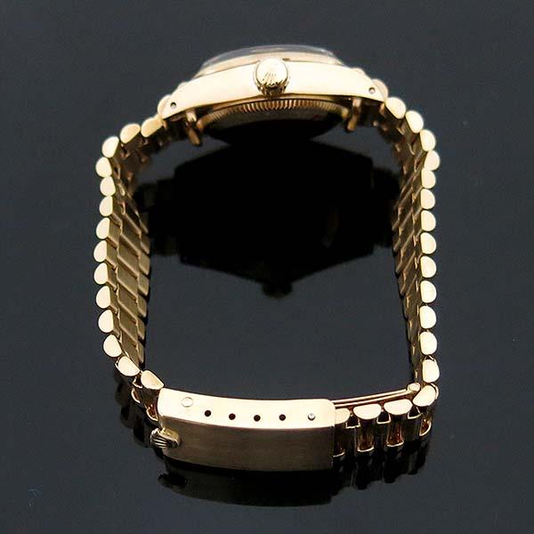 Rolex(로렉스) 6927 DATEJUST(데이저스트) 18K 골드 금통 운모 여성용 시계 [부산센텀본점] 이미지4 - 고이비토 중고명품