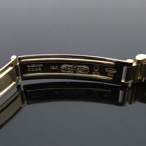 Rolex(로렉스) 6927 DATEJUST(데이저스트) 18K 골드 금통 운모 여성용 시계 [부산센텀본점] 이미지5 - 고이비토 중고명품
